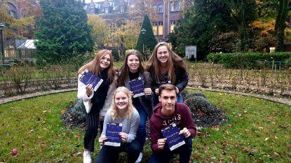 Vijf Oost-Vlaamse studenten fuiven voor 'Boven de wolken': Dancing for the Stars