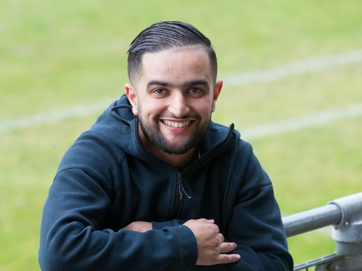 Voetballer Marwan Fennich kiest met Alphense Boys voor club dicht bij huis