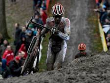 Ook David van der Poel gaat voor medaille in Huijbergen: 'Voor Mathieu is cross iets meer spielerei'