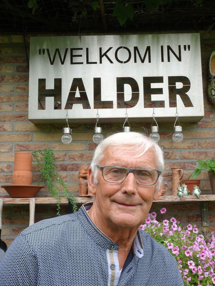 Frans den Otter uit Halder, het buurtschap in Sint-Michielsgestel.