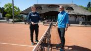 """Nieuwe tennisschool opent in volle coronatijden: """"Valse start, maar we zijn klaar voor 18 mei"""""""