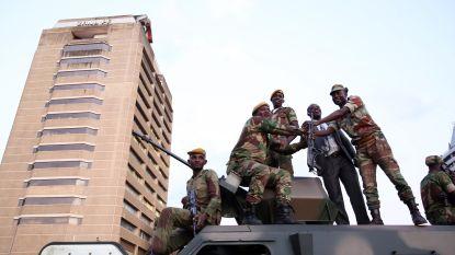 Uitspraak dat leger de macht niet zal afstaan leidt tot ophef in Zimbabwe