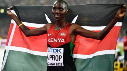 Asbel Kiprop bevestigt positieve test, maar ontkent dopinggebruik