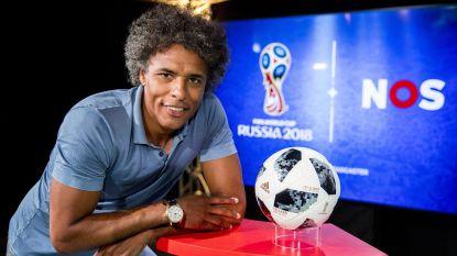 """Pierre Van Hooijdonk: """"Jullie zijn op het WK in schoonheid gestorven met de meet in zicht"""""""