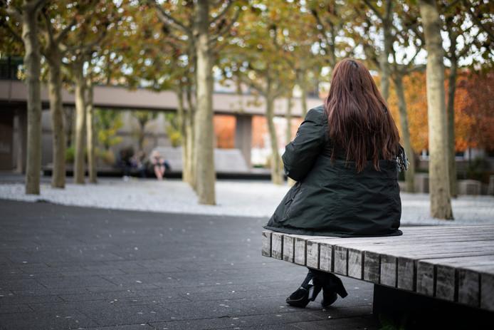 Journalist Mary uit Venezuela Mary is te gast bij Shelter City Nijmegen