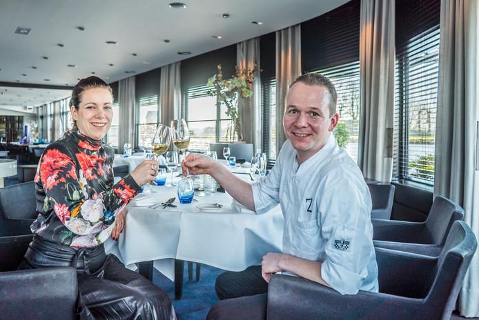 """Anjeta en Joris Peters: ,,We genieten tussen de bedrijven door."""""""