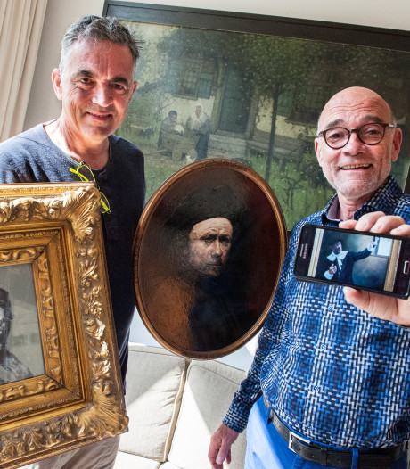 Door toedoen van Rembrandt belandde zijn ex in een Goudse cel