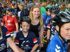 In Schalkwijk draait het deze week maar om één ding: fietsen