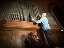 Grote beurt orgel in Theaterkerk Bemmel