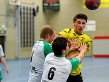 Handbalbroers Schoenaker blijven DFS Arnhem trouw