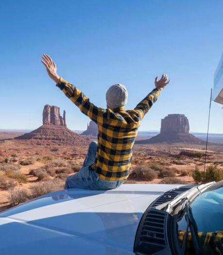 Droombaan: 50.000 dollar om met een camper door Amerika te rijden en bier te drinken