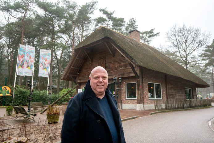 Peter Gillis, eigenaar Vakantiepark Arnhem. Foto: Gerard Burgers