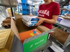 Snacks, salades, smoothies en de liefde: gekkenhuis bij Van Dijk schoolboeken, maar 'alles ligt op schema'