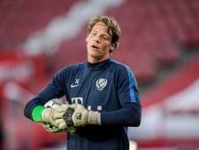 Utrecht-keeper Nijhuis mag zich tegen Heracles revancheren na blunders