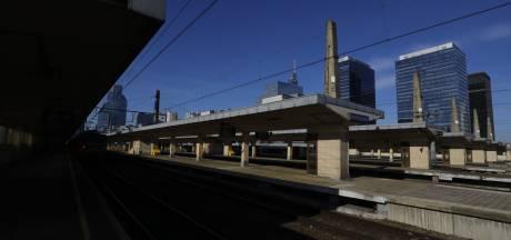 Station in Brussel ontruimd om bommelding, autotunnels gesloten