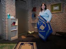 Saïda begon als schoonmaakster in Radboudumc en is er nu geestelijk verzorger: 'Ik ben in twee culturen opgegroeid, ik heb het omarmd en heb er vrede mee'