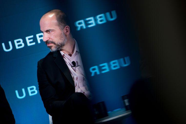 Dara Khosrowshahi, CEO van Uber.