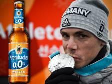 Duitse olympiërs massaal aan de malt: beter dan sportdrank