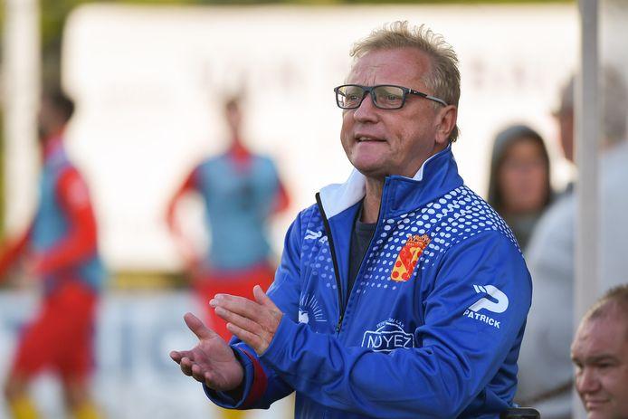 Maxim Vandamme is bezig aan zijn laatste maanden als trainer bij Wervik.