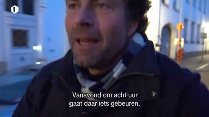 """Televisiemaker lokt onbewust honderdtal mensen naar Brugse Markt: """"Absoluut niet de bedoeling, blijf alstublieft thuis"""""""