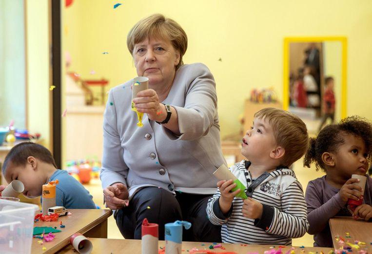 Angela Merkel, Duitsland Beeld epa