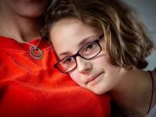 Zutphense moeder in tweestrijd na ontdekking leukemie bij dochter Floortje (12)