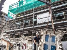 Attiek van Drostenhuis in Zwolle is er slechter aan toe dan gedacht en restauratie is kostbaar