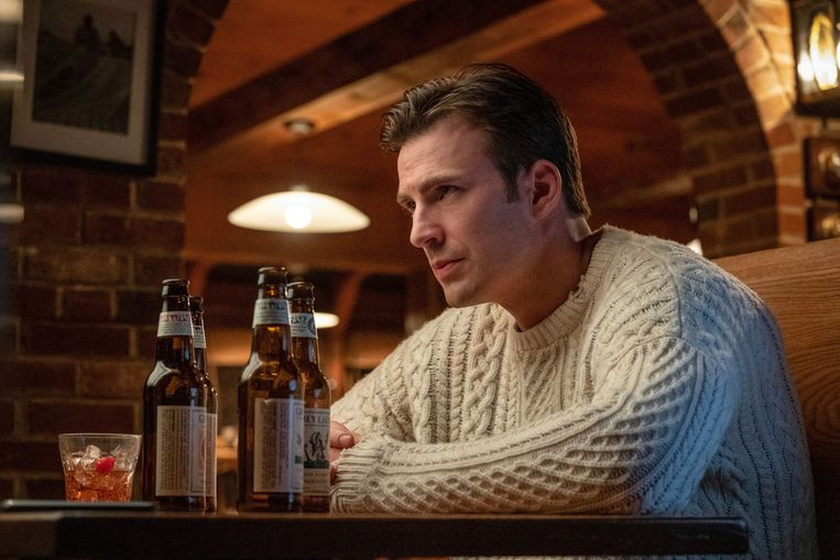 Chris Evans in Knives Out. Beeld FILMNATION ENTERTAINMENT / Album