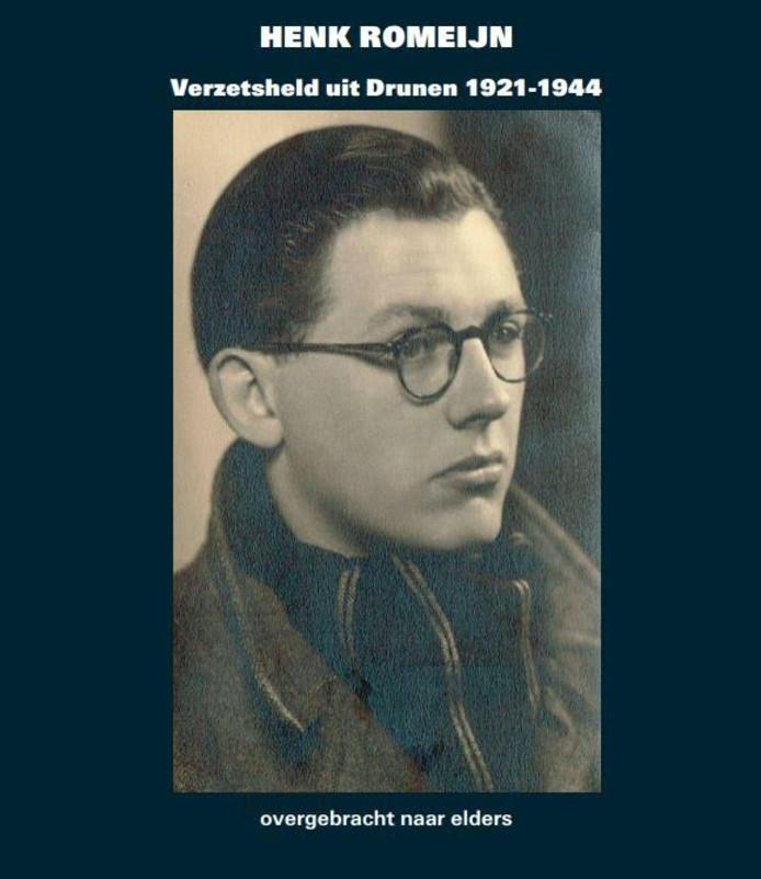 Boek Henk Romeijn.