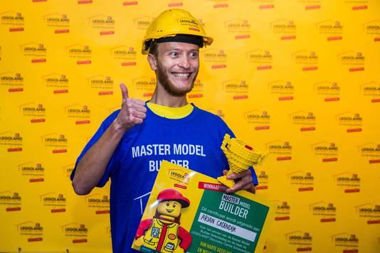 De Rotterdammer mag straks onder meer workshops gaan geven in het LEGO Discovery Centre.