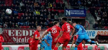 Willem II pakt de punten bij FC Twente na vroege treffer