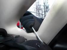 Helft auto-inbraken in 15 gemeenten: Den Haag in top vijf