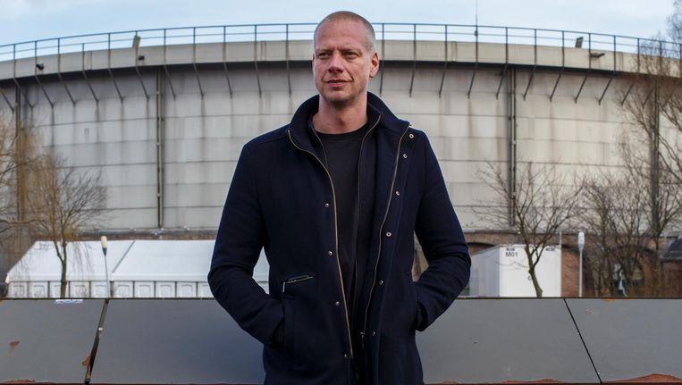 Marco Versluis: 'Ik ben pro fonteinen, maar dan niet van die druppelaars, zoals op het Rokin' Beeld Carly Wollaert