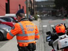 Une fête dans un kot à Liège interrompue par la police