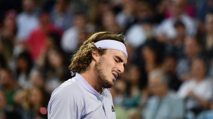 """Pas 21 jaar en toch had tennistalent Tsitsipas burn-out in 2019: """"Tennis niet meer als werk, maar als een spel zien"""""""