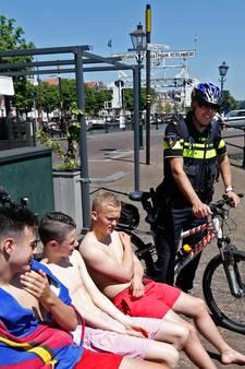 Politie waarschuwt zwemmers in Dordtse havens