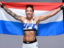 Vrouwelijke vechtsporter gaat geschiedenis schrijven