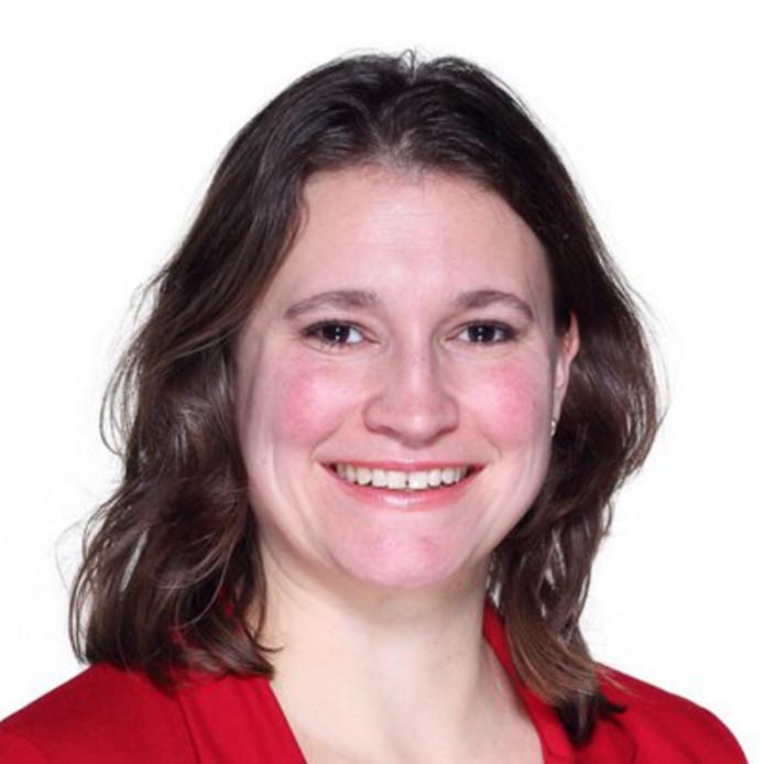 Deventer raadslid Eva Sipman.