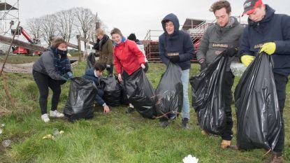 Hellingen herschapen tot afvalberg