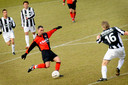 Kilic in 2008-2009 als speler van De Treffers in actie.
