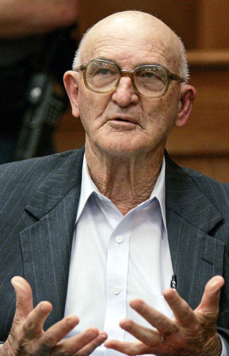 Killen in de rechtbank in 2005. Beeld ap