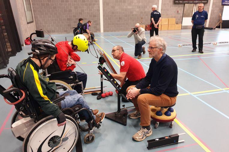 In Sporthal Den Aks vond de tweede editie plaats van de Memorial Kenneth Verwimp.
