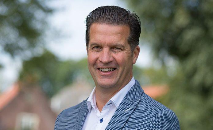 Wethouder Bram Visser.