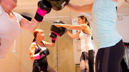 Nieuw in ons land: vrouwen leren boksen zonder fysiek contact