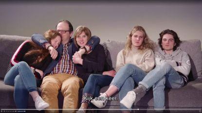 Jolien uit 'Het gezin' vertrekt op stage bij Piet Huysentruyt
