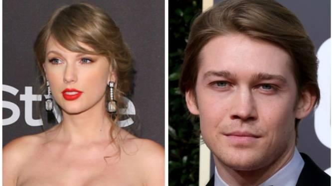 Taylor Swift en vriend Joe Alwyn gingen apart naar de Golden Globes