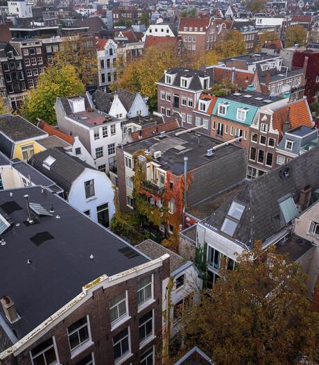 Amper huizen te koop: Amsterdammer verhuurt liever