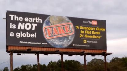 """""""Het is echt plat"""": binnenkijken bij eerste 'Flat Earth Conference'"""