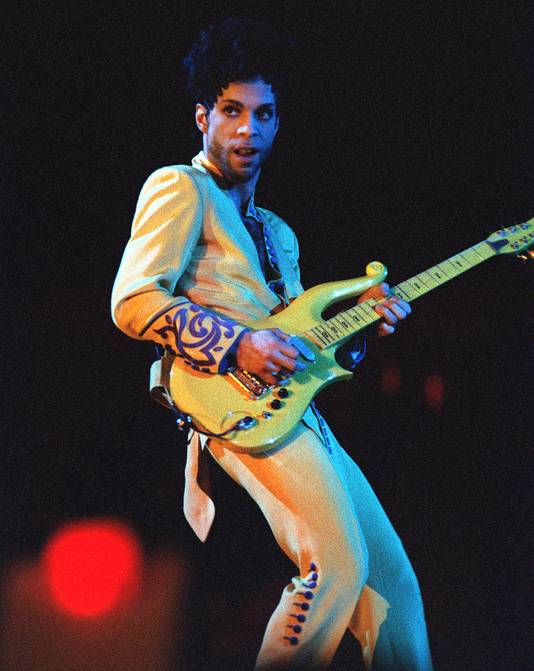 Prince in 1992.
