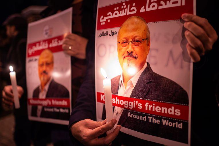 Jamal Khashoggi.